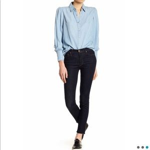 Mother The Looker Skinny Jeans - So Good Wash